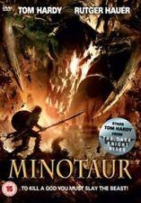 Minotaur (DVD, 2012) Tom Hardy Horror NEW SEALED PAL Region 2