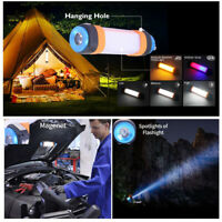 Waterproof LED Flashlight Mosquito Repellent Killer Torch Lamp Outdoor Camping