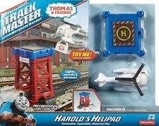Trackmaster Thomas & Friends Harold's Helipad Fisher-Price