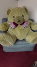 Giant Teddy Bear - 100% of Sale Proceeds to BBC Children In Need - COLLECT ONLY