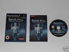 SILENT HILL SHATTERED MEMORIES for PLAYSTATION 2 'VERY RARE & HARD TO FIND'