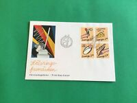 Sweden 1992 Marie Louise Ekman Paintings First Day Cover stamp cover R36717