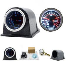 1 Set Led Universal Car Turbo Boost Gauge Meter Pointer With Pod