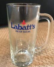 Labatt's 16-inch Glass Beer Mug
