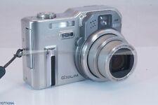 CASIO EXILIM EX-P600 Digitalkamera Silber (107)