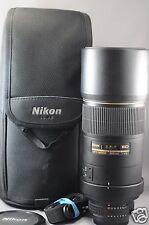 Nikon AF-S 300mm F4D, with caps, soft case, excellent