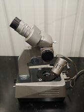 Tokyo Olympus Jm Dark Field Zoom Stereo Microscope With G10x Eyepieces