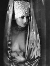 8x10 Print Carole Lombard Sensational Studio Fashion Portrait #CL21