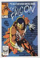 Falcon #1 (Nov 1983, Marvel) [Mini-Series] Jim Owsley, Paul Smith Xc