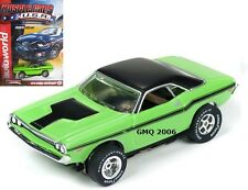 AUTO WORLD ~ '70 Dodge Challenger ~ New in Clam Pack ~ Also Fits Afx, AW, JL