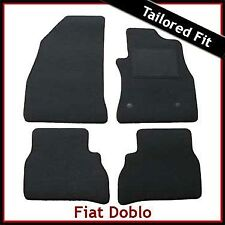 FIAT DOBLO (2010 2011) Montato Su Misura Carpet Tappetini Auto