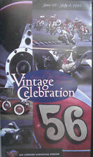 New Hampshire International Speedway Demoulas Vintage Celebration 1995 VHS