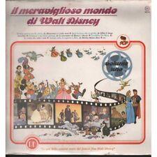 Il Meraviglioso Mondo Di Walt Disney Lp Vinile Record Bazaar RB 324 Sigillato