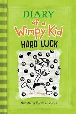 Diary of a Wimpy Kid: Hard Luck by Jeff Kinney (2013, Paperback)