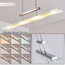 Tastdimmer LED Pendel Hänge Lampe verstellbar Wohn Schlaf Ess Zimmer Beleuchtung