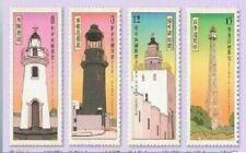 Taiwan Stamp-2019-特685 Taiwan Lighthouses Stamp 4V