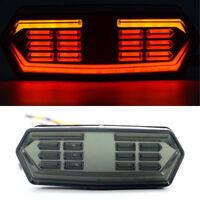 LED Tail Light For Honda Grom MSX 125 Brake Integrated Signal Running DC 12V