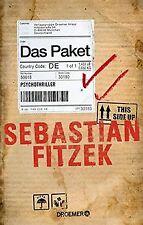 Das Paket: Psychothriller von Fitzek, Sebastian | Buch | Zustand gut