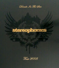 Stereophonics Decade In The Sun UK Tour Concert  Program 2008