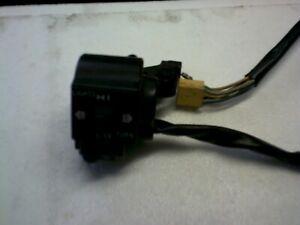 suzuki gs125 gs 125 left light switch gear