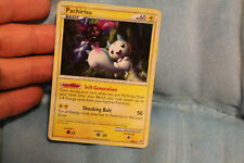 Pachirisu 18/95 Call of Legends Rare Holo Pokemon Card