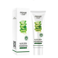 Pibamy Brand 60G Aloe Vera Gel Skin Care Face Cream Hyaluronic Acid Anti Wi C6N5