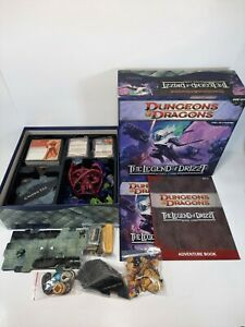 Dungeons & Dragons: The Legend of Drizzt Board Game ~100% Complete