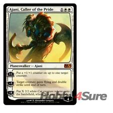 Ajani, Caller Of The Pride M/NM Magic: The Gathering MTG 2013 Core Set M13