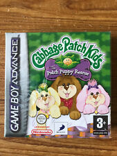 Cabbage Patch Kids el parche Cachorro Rescue (Game Boy Advance) Nuevo Sellado