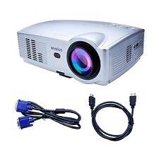 Vidéoprojecteur Full HD LED Projecteur Video 3200 Lumens 1080P Portable WIMIUS