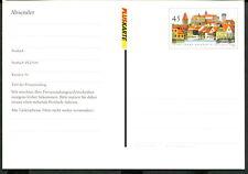 BRD Postfach Mitteilung PFK 12 a  ungebraucht