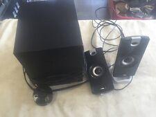 Cyber Acoustic CA-3080 The Speaker Set Computer Speaker