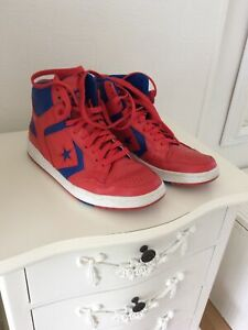 Converse Weapon Mid Top Uk 8