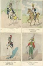 Cdt BUCQUOY - UNIFORMES 1er EMPIRE - Série 7 - le 9° de LIGNE en 1809