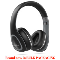 Wireless Bluetooth Foldable Headphones Super Stereo Bass Ear Headset BULK Pack