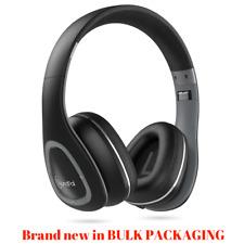 Wireless Bluetooth Foldable Headphones Super Stereo Bass Ear Headset BULK Pack