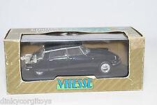 . VITESSE L018 L 018 CITROEN DS 19 1959 PRESTIGE BLACK MINT BOXED