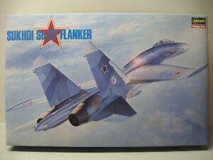 1990 HASEGAWA 1/72 SUKHOI Su-27 FLANKER   #K40