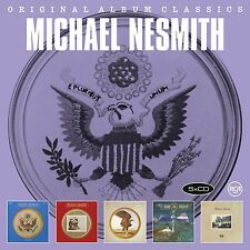 MICHAEL NESMITH - ORIGINAL ALBUM CLASSICS 5 CD NEUF