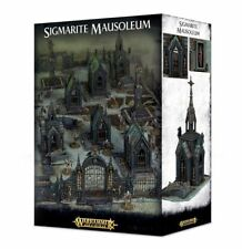 Warhammer 40k: Sigmarite Mausoleum GWS 64-49 NIB