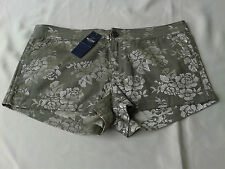 Hollister Cotton Mid Rise Shorts for Women