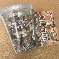 Capsulas Vibora De Cascabel 150 Y Jabon Rattlesnake Pills & Soap Set For Acne
