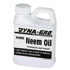 Dyna Gro Pure Neem Oil 8 oz. - 100% organic natural leaf polish shine