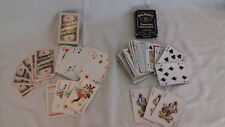 Playing Cards Jack Daniel's Whiskey Heineken Bier Brewerania Beer