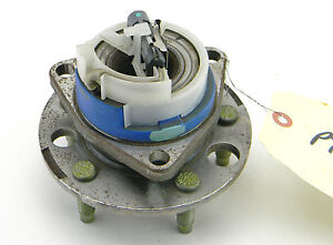 PTC PT513087 WHEEL BEARING AND HUB ASSEMBLY FRONT 513087