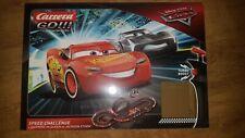 Carrera GO!!! Disney Pixar Cars Speed Challenge Kinder Rennbahn 4,9 komplett
