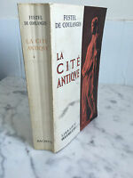 Fustel Dbon Condición E Coulanges La Ciudad Antiguo Librería Hachette 1900