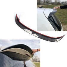 Rear Roof Spoiler Wing Refit For Volkswagen Golf 6 MK6 VI R20 GTI Carbon Fiber