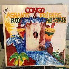 Congo Ashanti & Friends All Star - Various Artists - 12'' LP Vinyl - Reggae Dub