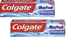 2X Colgate Max Fresh Toothpaste Cooling Crystals Kosher 100 ml 3.5 oz